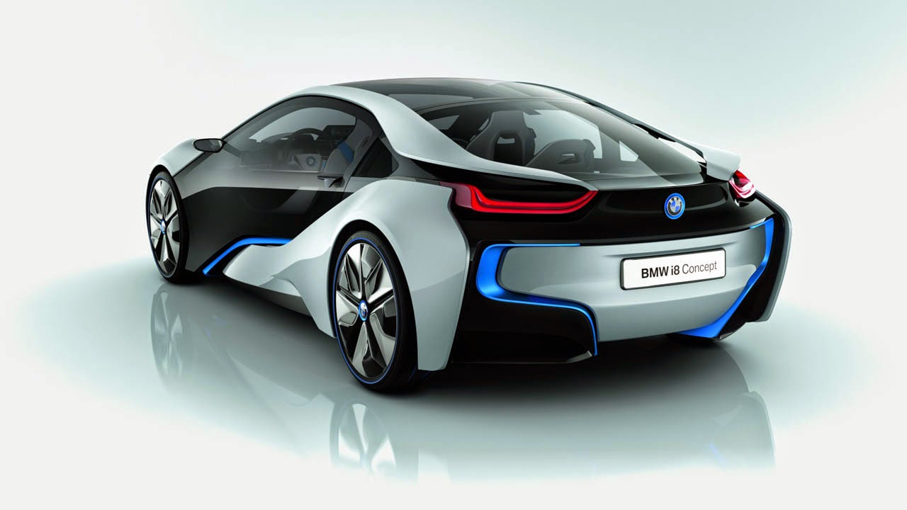 Bmw I5 Expected To Be Released In 2018 And Will Try To Compete With