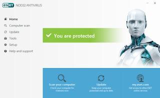 Download ESET NOD32 AntiVirus 10