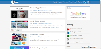 Toicode Template Blogger V2 Fixed 2018