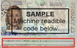 bangladesh machine readble passport