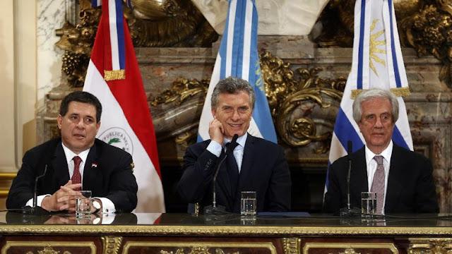 Argentina, Uruguay, dan Paraguay Calonkan Diri Jadi Tuan Rumah Bersama Piala Dunia 2030