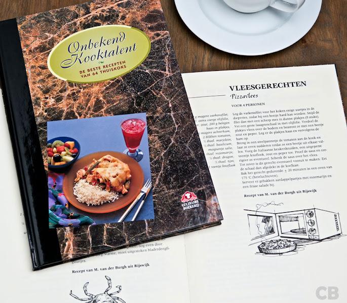 Publicaties in Onbekend Kooktalent Culinaire Boekerij