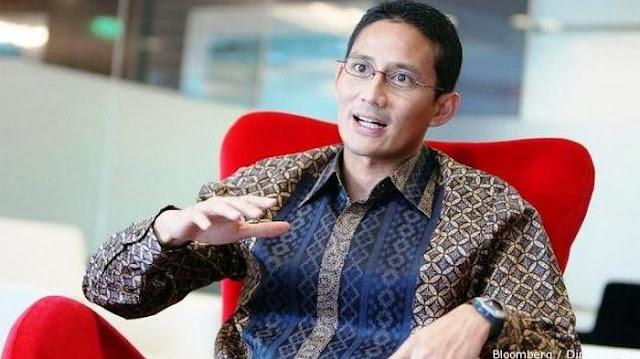 Profil Pengusaha Indonesia Sandiaga Uno