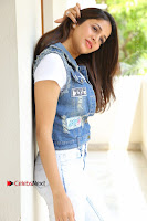 Telugu Actress Lavanya Tripathi Latest Pos in Denim Jeans and Jacket  0113.JPG