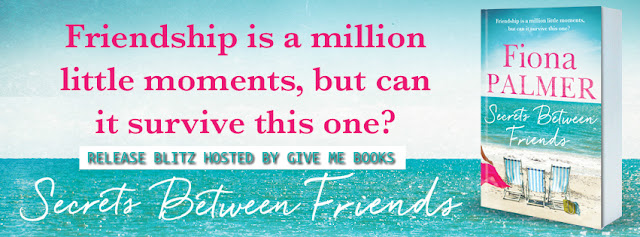 The secrets between friends by fiona palmer release blitz the secrets between friends by fiona palmer release blitz fandeluxe Ebook collections