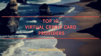 Top 10 vcc providers