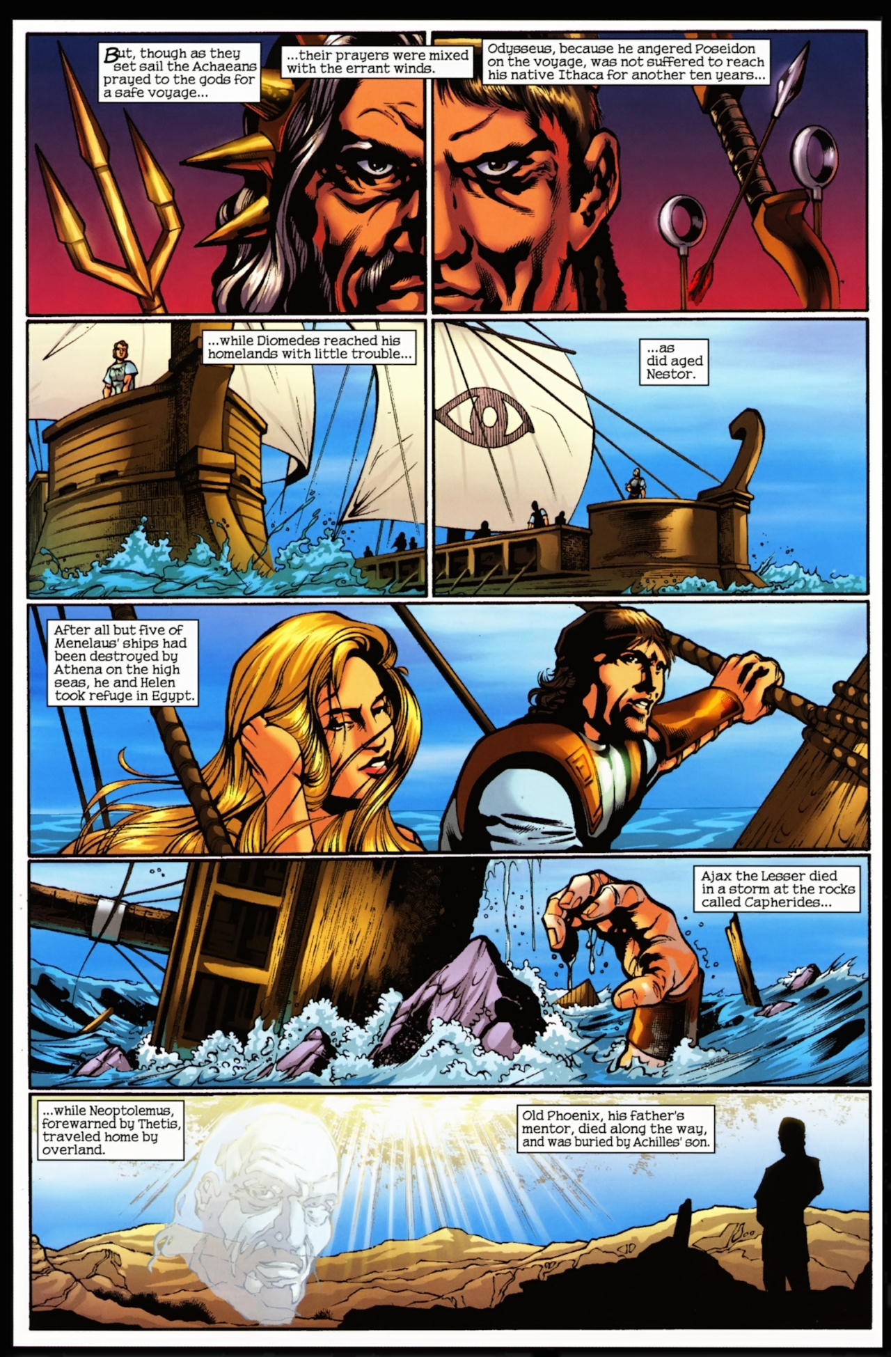 Read online Trojan War comic -  Issue #5 - 21