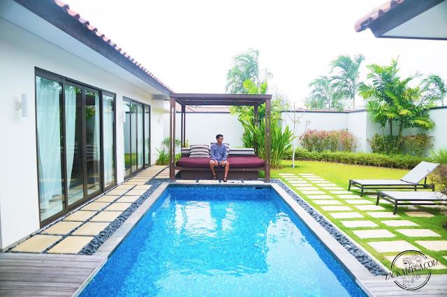 Yuk, ngintip kemewahan Holliday Villa Pantai Indah Bintan