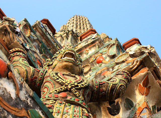 Gdzie na wakacje do Azji - Tajlandia - Wat Arun Bangkok
