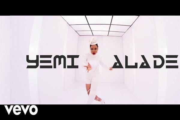 VIDEO : Yemi Alade - Go Down