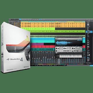 PreSonus - Studio One Pro Full version
