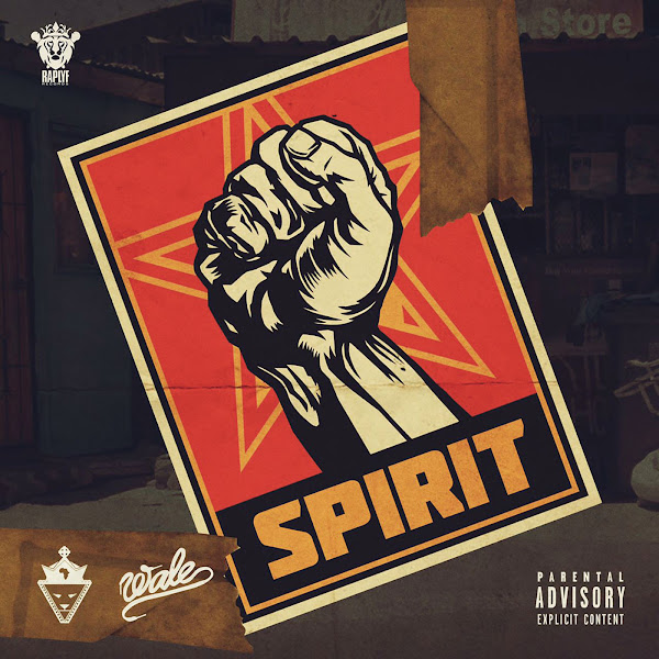 Kwesta - Spirit (feat. Wale) - Single Cover
