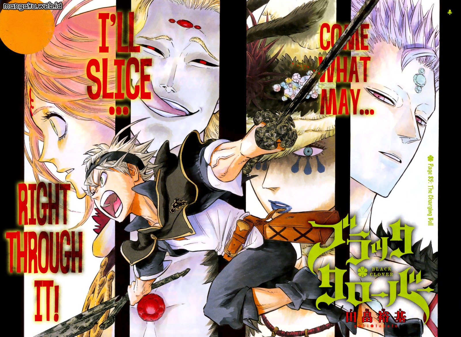 Black Clover Chapter 85-3