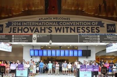 Международный конгресс 2014 года Атланта штат Джорджия