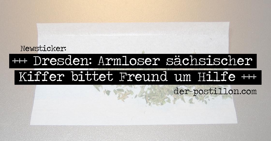 Newsticker Dresden