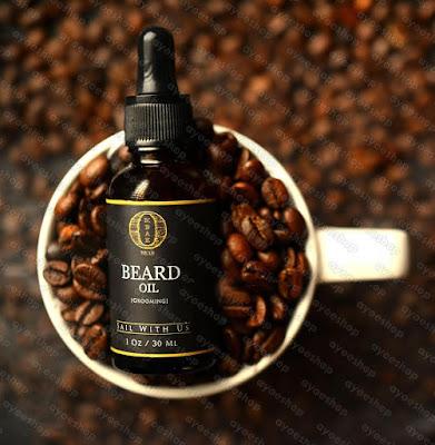 Gambar Ombak Beard Oil Original