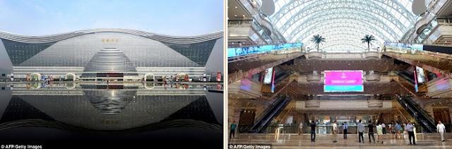 world's largest building 2013