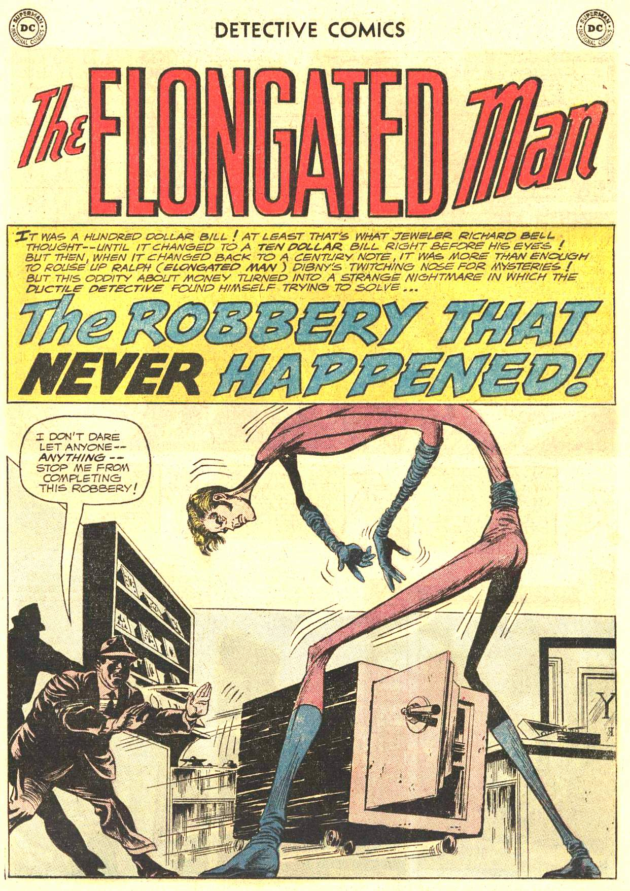 Detective Comics (1937) 333 Page 21