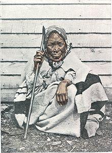 Liderança Haida (Mulher)1