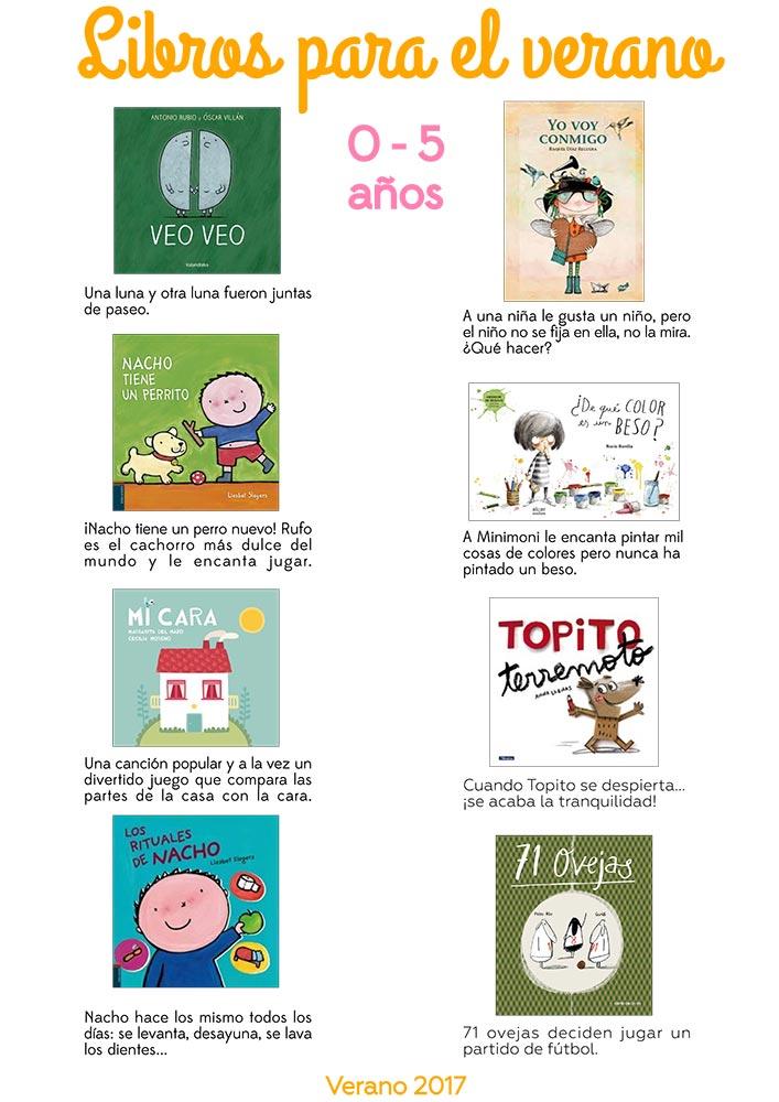 Lecturas para el verano - selección infantil | Bibliotecas de ...