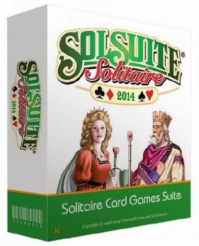 SolSuite Solitaire 2014 v14.11 (Crack) PreActivated