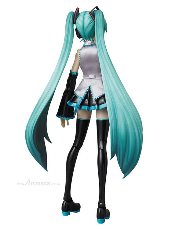 FIGURA HATSUNE MIKU REAL ACTION HEROES Project DIVA F