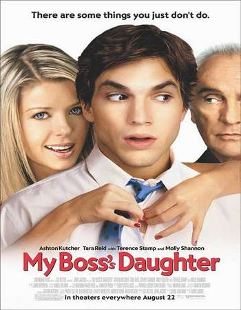 Poster Of My Boss's Daughter 2003 Dual Audio 300MB BRRip 576p ESubs Free Download Watch Online Worldfree4u