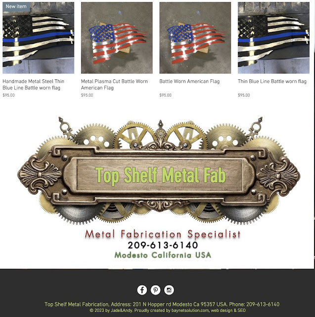 metal fabrication modesto ca