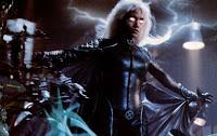 Halle Berry as Storm in X-Men