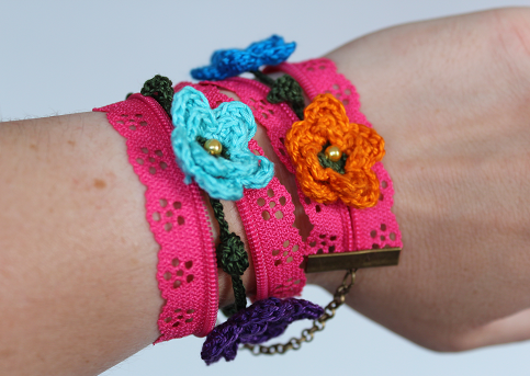 DIY-Anleitung für ein Oktoberfest-Armband von Ars Vera