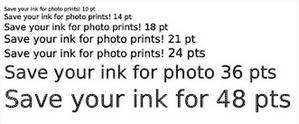 Tips Cara Menghemat Tinta Printer