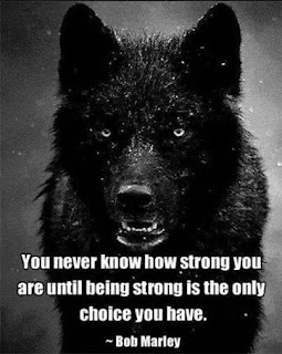 Be Strong...