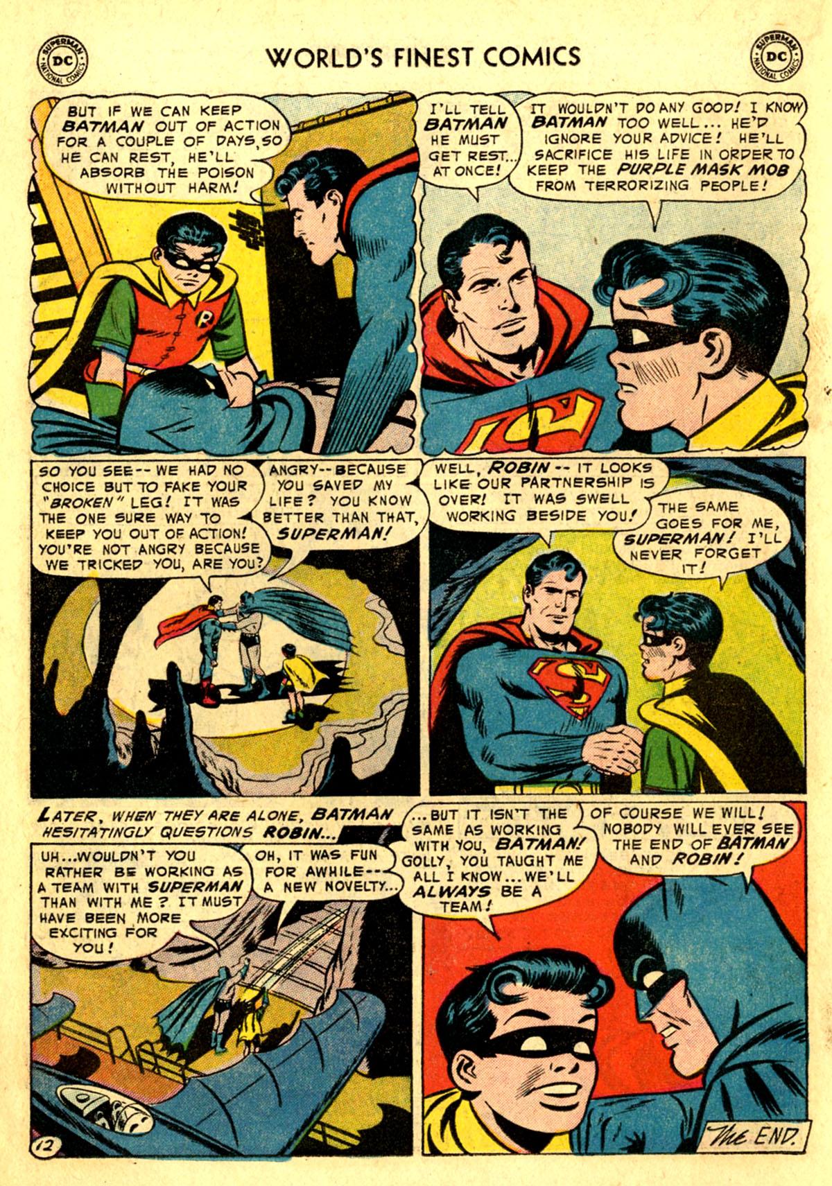 Read online World's Finest Comics comic -  Issue #75 - 14