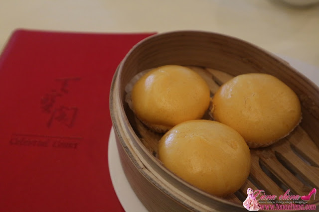 Egg Custard Bun