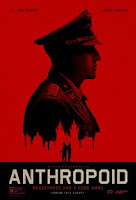 Anthropoid (2016) - Poster