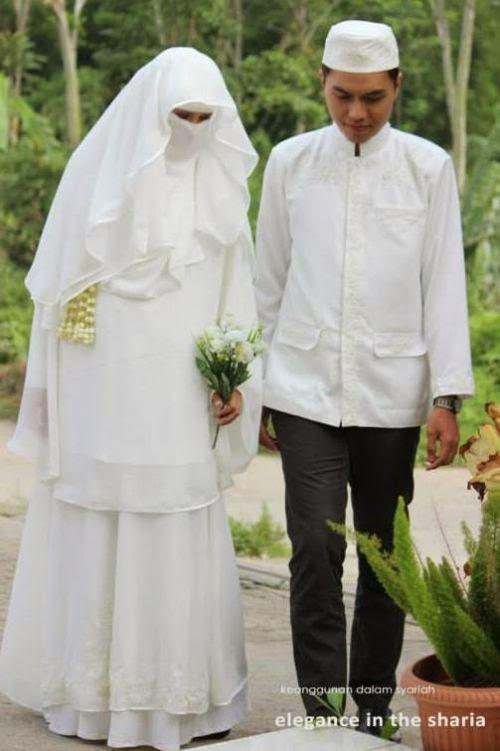 Baju Nikah Islami Nusagates