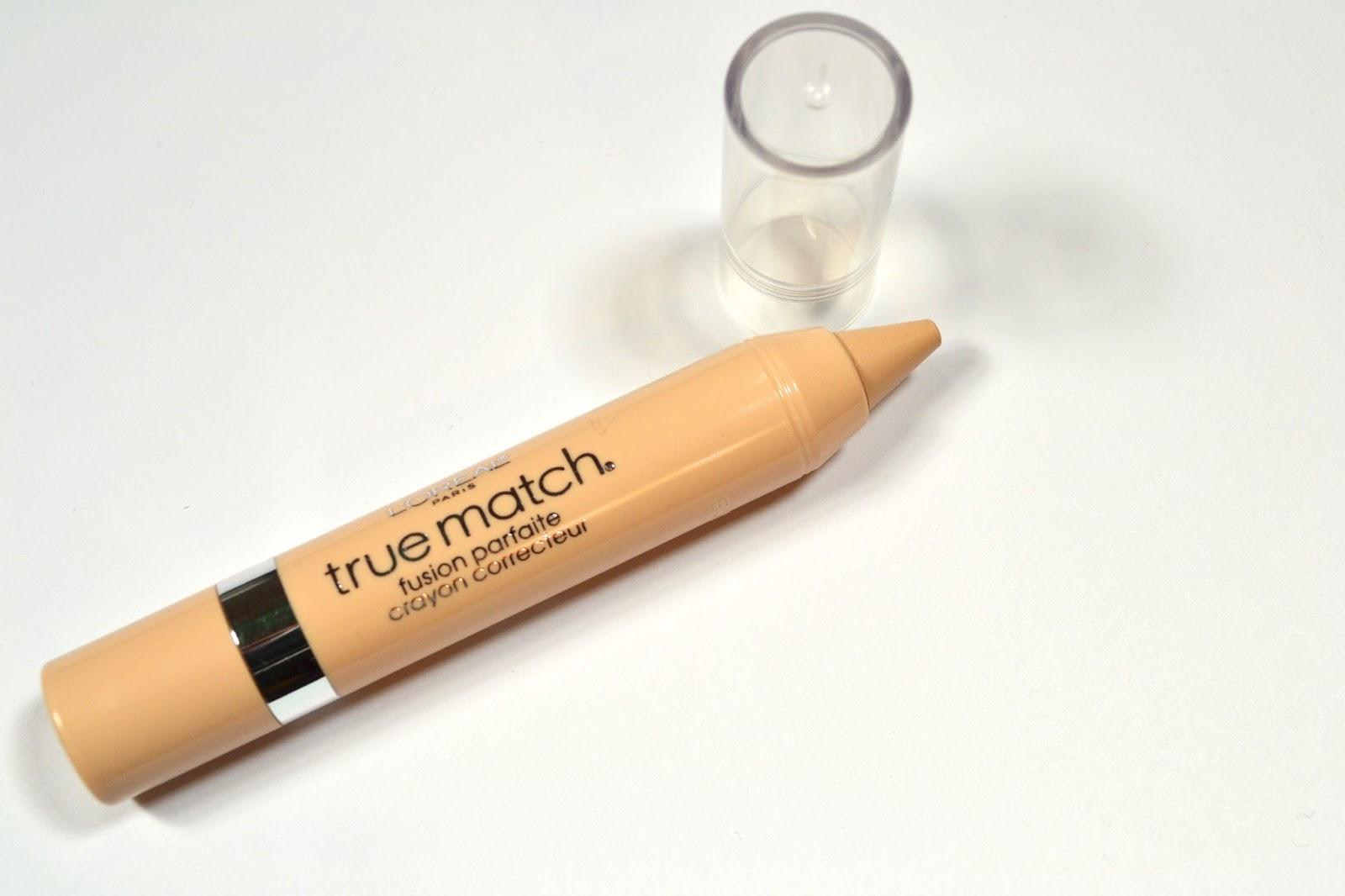 Review & Swatchfest: L'Oréal True Match Super-Blendable Crayon ...