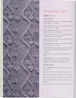 Ponto de Tricô 45 - 50 Fabulous Knit Stitches