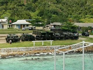 TNI Kembali Mengasah Pedang di Pulau Natuna