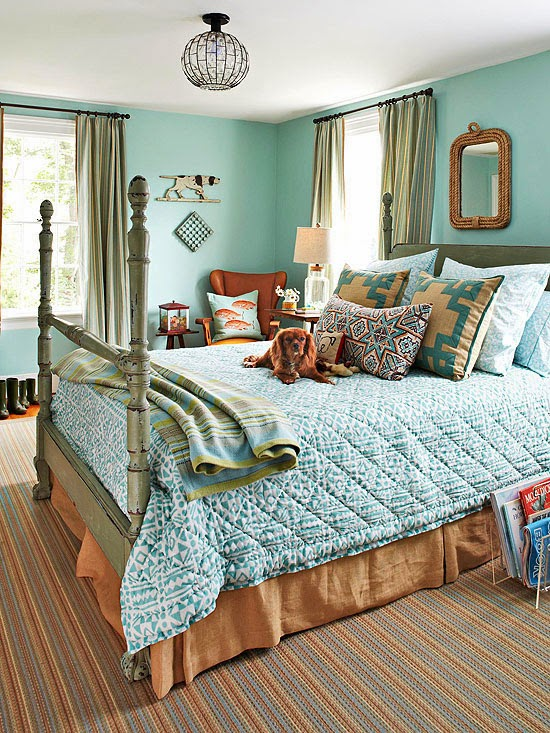 Modern Furniture: 2014 Casual Bedrooms Decorating Ideas