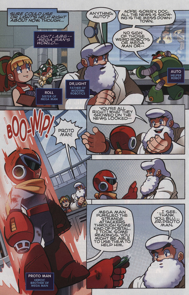 Read online Sonic The Hedgehog comic -  Issue #248 - 20