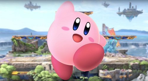Kirby Super Smash Bros. Ultimate