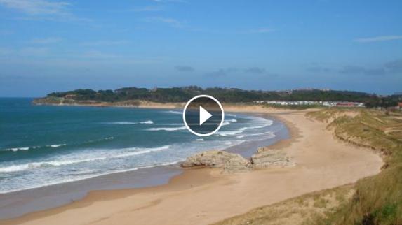 webcam loredo cantabria surf