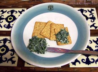 Special Spinach Spread