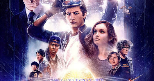 READY PLAYER ONE: COMIENZA EL JUEGO - READY PLAYER ONE / cinemas MEXICO and USA