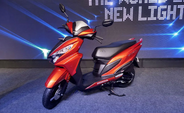 Honda Grazia launching event In India
