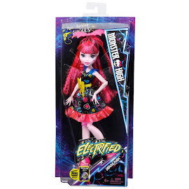MH Electrified Draculaura Doll