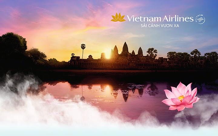 Vietnam Airlines bán vé máy bay chào hè 2015