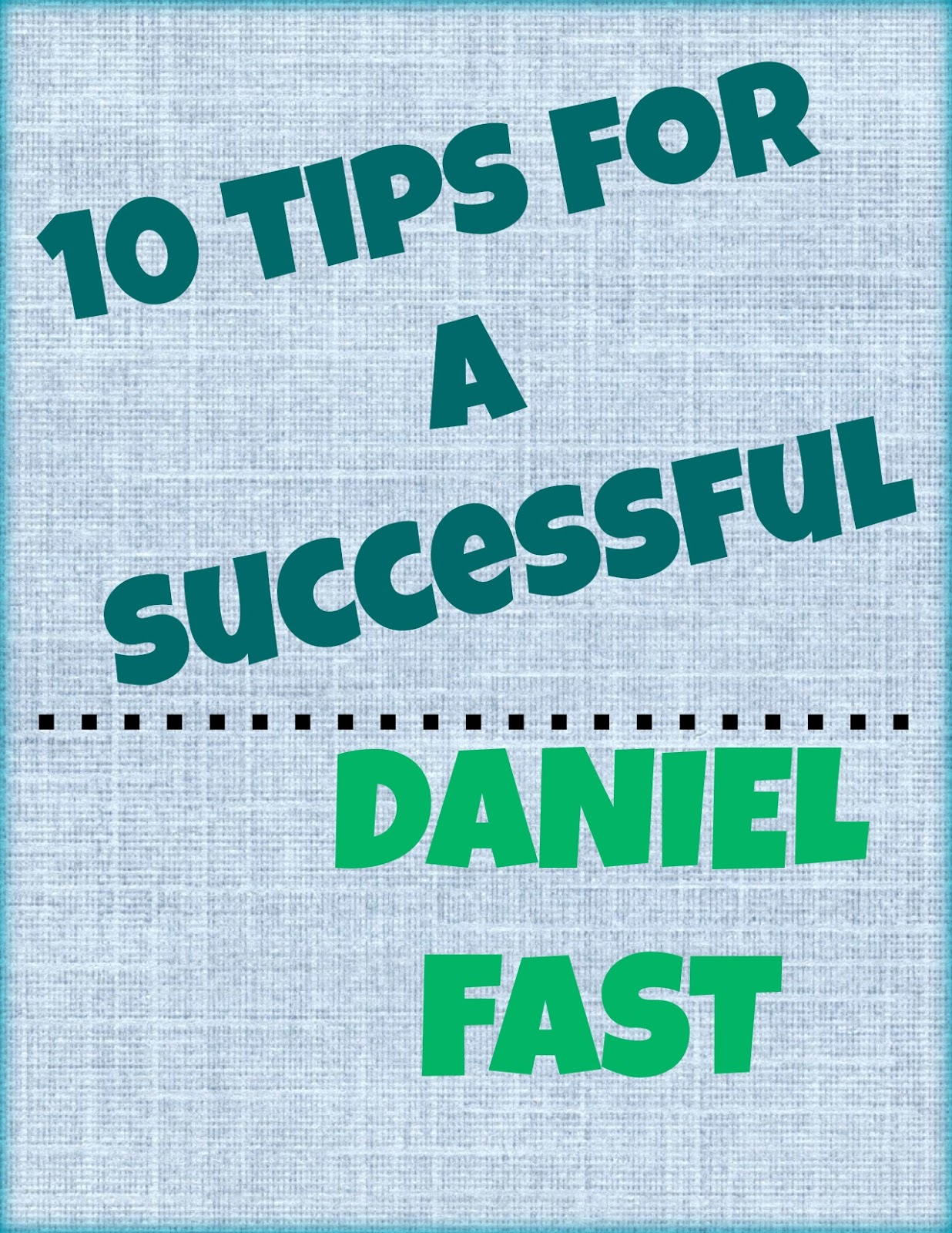 10 Fast Easy Step By Step Makeup Tutorials For Teens 2018: Kate's Kitchen: Daniel Fast