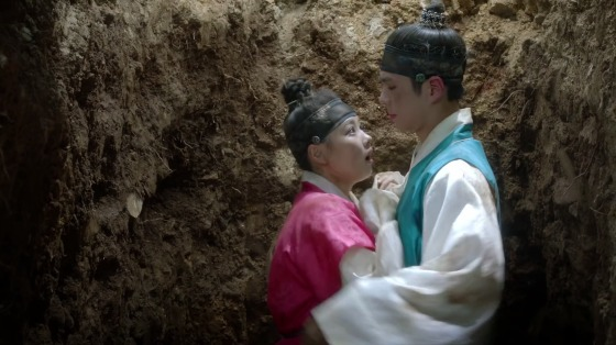 Behind the Scenes: Love in the Moonlight